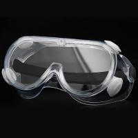 Buy cheap Anti Fog  Medical Safety Goggles , Medical Eye Protection Glasses Full Enclosed product