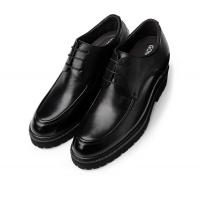 Quality Taller men 12cm height increasing elevator leather shoes for sale