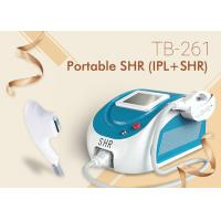 China Multifunctional SHR IPL Equipment Hair Removal Acne Eliminate Spider Vein Removal wholesale