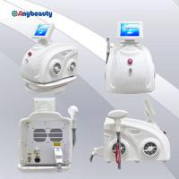 Buy cheap Handpiece Permanent Diode Laser Hair Removal Machine 808nm 600w In Pure White product