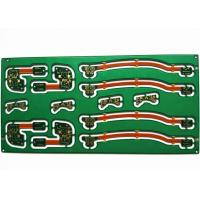 Buy cheap HASL FR-4 1oz Regid-Flexible Multilayer PCB Board with Green Soldermask product