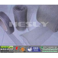 demister pad material