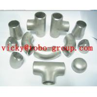 Quality Copper Nickel 90/10 C70600 Pipe Fittings Butt Weld Concentric Reducer for sale