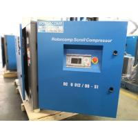 Buy cheap Electronic Oil Free Reciprocating Air Compressor / Oil Free Gas Compressor 35HP product