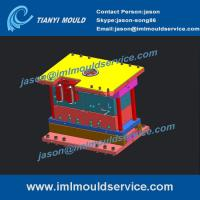 Buy cheap plastic thinwall ice cream container mould, designing for thin wall ice cream tub mould product