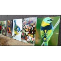 Buy cheap 3D billboard printing large size 3d poster large format lenticular advertising poster 3d flip printing product
