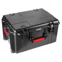 Buy cheap OEM Hard Plastic tool case with wheel and draw-bar product