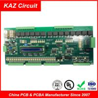 Buy cheap ENIG TG170 Multilayer PCB Board / FR4 Pcba Circuit Boardfor Escalator control board product