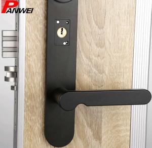 Buy cheap Security Smart Card Hotel Door Lock , Keyless Card Entry Door Locks product