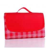 Buy cheap Fashion Waterproof Portable Beach Mat With Color Stripe / Plaid Pattern product