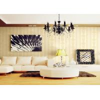 Buy cheap Romantic Individuality Natural Plant Fibers Victorian Damask Wallpaper For Sofa Background product