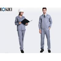 Buy cheap Adults Safety Professional Work Uniforms For Builders Work Wear / Engineer from wholesalers