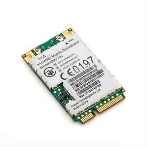 Buy cheap Non - transparent IP protocol stack HSDPA 3.6 Mbps DL / 384 Kbps UL Mini 3G Module, ssd mini pcie product