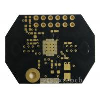 Buy cheap Immersion Gold Multilayer PCB Circuit Board Micro Via Holes Battery Protection Circuit product
