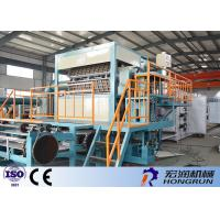 Buy cheap OEM / ODM Apple Tray Making Machine 4000pcs / h Automatic Egg Tray Machine Easy Operation from wholesalers