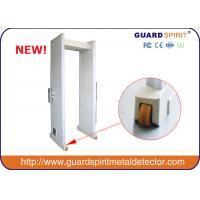 Buy cheap High Sensitivity Intelligent Walk Through Metal Detector , Door Frame Security Detector For Airport product