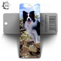 Buy cheap 2019 New Design 3D Hologram Bookmark Of Cute Dogs Animal With Tassels product