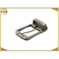 Buy cheap Unique Design Square Metal Brass Color Belt Buckles 35mm Inner Size Zinc Alloy product