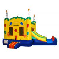 Buy cheap Bounceland Ultimate Combo Bounce House / Inflatable Amusement Park product