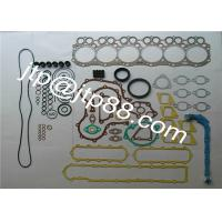 Buy cheap Excavator Parts Eh700 Cylinder Head Gasket For Bus / Overhauling Full Gasket Kit product
