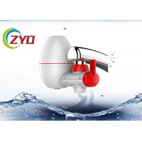Buy cheap Portable Water Purifier On Tap , High Efficiency Tap Faucet Water Filter product
