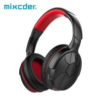 China AUSDOM Mixcder PROMOTIONAL Over Ear Ergonomic HiFi Sound Powerful Bass Multiple Languages Wireless Headphone With Mic on sale