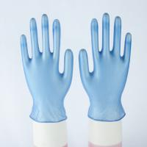 Disposable powder vinyl gloves examination for medical