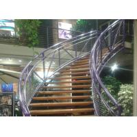 Buy cheap Staircase Infill Stainless Steel Netting Mesh , Balustrade Safety Netting For Stairs product