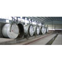 Buy cheap Medium-scale and Large-scale Sand Lime Brick AAC Autoclave / Industrial Autoclaves High Pressure product