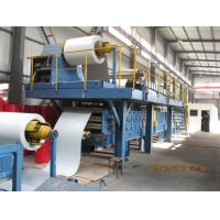 Buy cheap 3 phase 1200mm Continuous Sandwich Panel Roll Forming Machine Automatic product