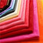 Buy cheap Warp Knit Stuffed Animal Fur Fabric Plain Style Customized Color product