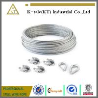 Buy cheap HIGH QUALITY WIRE ROD 5.5MM SAE1006 HOT ROLLED STEEL WIRE MADE IN CHINA product