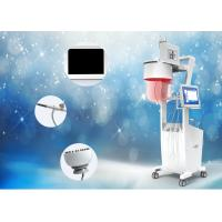 China 650nm Diode Laser Hair Regrowth Machines , Electric Scalp Stimulator Beauty Equipment wholesale