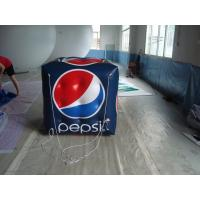 Buy cheap 8ft Large Inflatable Square Balloon 540x1080 Dpi High Resolution Digital Printing product