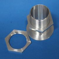 Buy cheap Durable CNC Lathe Machining Parts Aluminum Knurled Knob Nut For Auto Parts product