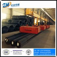 Buy cheap Rectangular Lifting Magnet for High Temperature Steel Rebar MW18 product