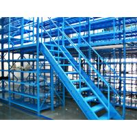 China Warehouse Rack Supported Mezzanine For Small / Medium Sized Goods on sale