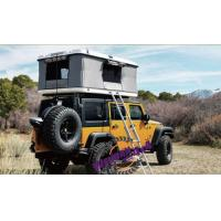 Buy cheap Pop Up Hard Cover Roof Top Tent Remote Control For 4x4 Offroad Campers Traveler product