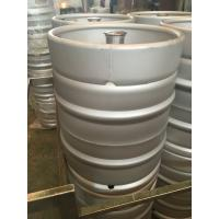 Quality 50L Euro keg for micro brewery with G type fitting on top,made of Stainless steel 304, food grade material for sale