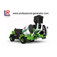 Buy cheap 1.8 Cubic Meters Concrete Mixer Truck with 65kw 4C6 QUANCHAI Engine product