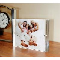 Buy cheap Photo Frame Type and Plastic Material Magnetic Acrylic Frame product