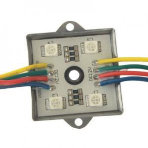 Buy cheap 5050 RGB SMD LED module light strip,DC 12V product