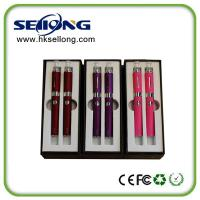 Buy cheap Evod starter Electronic cigarette Double kit Kanger Evod eGo E Cigarette kit Gift Box product