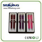 Buy cheap Evod starter Electronic cigarette Double kit Kanger Evod eGo E Cigarette kit Gift Box product