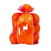 Buy cheap Fruit And Vegetable Mesh Netting Bags With Flat Bottom Easy To Load And Unload product