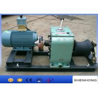 China JJM3D Electric Cable Pulling Winch Machine 3KW One Year Warranty on sale