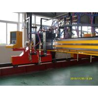 Buy cheap 3000 x 10000 Gantry Type CNC Plasma Cutting Machines With Cnc Control System product