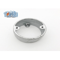 Buy cheap Electrical Contrustion BS 4568 Conduit Malleable Iron Extension Box / Extension Ring product