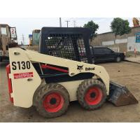 Quality Used BOBCAT SD130 Skid Steer Loader 180h Working Time Original Paint Year 2014 for sale