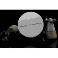 Buy cheap Zirconia Powder 1050MPa Dental Material Block For CAD CAM Milling product